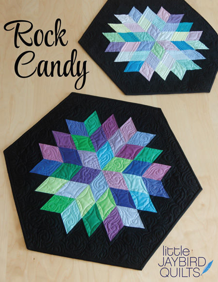 RockCandy Pattern Cover Web Great Rulers and a Scrappy Quilt Start