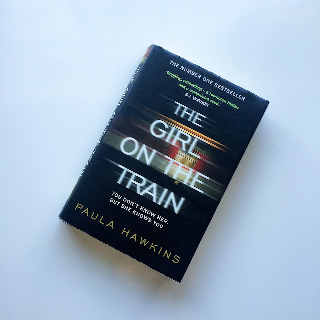 The Girl on the Train Book Blog Review