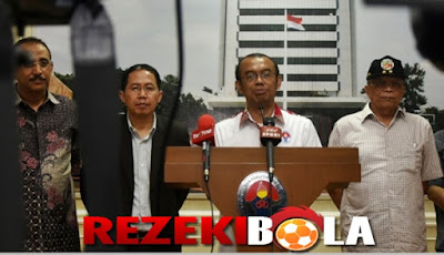 Kemenpora Ajukan Syarat Perdamaian untuk PSSi - REZEKIBOLA.COM