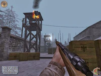 لعبة الاكشن والحرورب Medal Of Honor Allied Assault نسخة كاملة حصريا تحميل مباشر Medal+Of+Honor+Allied+Assault+4
