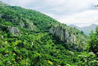 Vista de Cueva Rubia