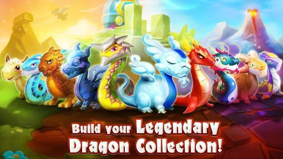 FunBrain App - Dragon Mania Legends