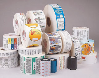 Custom Roll Labels for Your Business