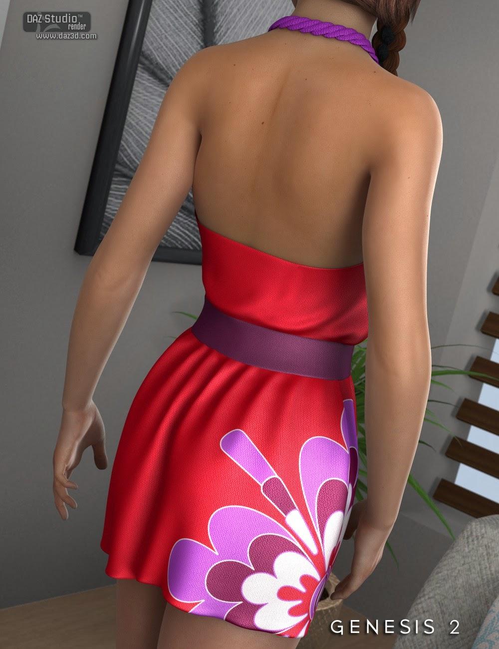 Robe Seana pour Genesis 2 Femme