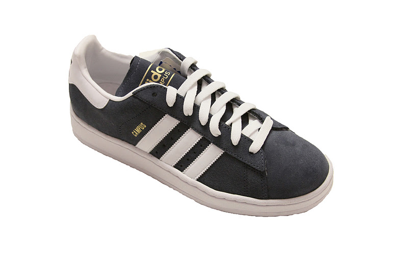 (NEW) Adidas   Campus II (Blue)   The Fashion Industry
