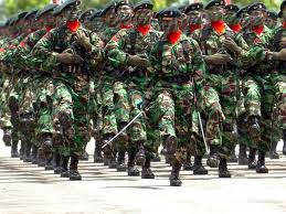 tentara indonesia