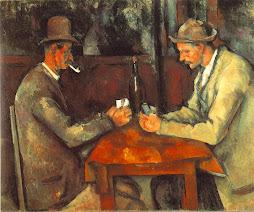 Cézanne : Jugadores de cartas