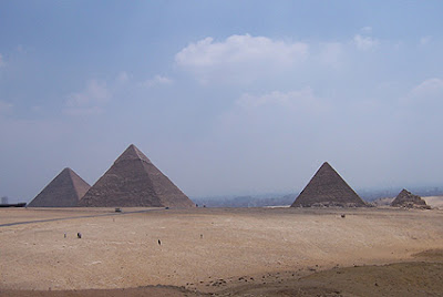 Pirámides de Giza Egipto