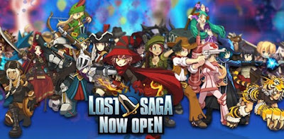 Download Game Lost Saga Offline Full Version Terbaru 2016 Gratis