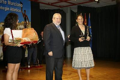 Gala de los XXXII premios al Deporte Murciano 2013. Blog de la Facultad de Ciencias del Deporte, Universidad de Murcia
