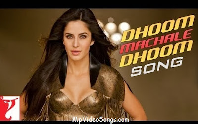 Dhoom Machale Dhoom (Dhoom 3) Video Song HD Mp4