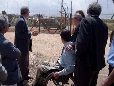 Deputados brasileiros são intimidados por soldados israelenses