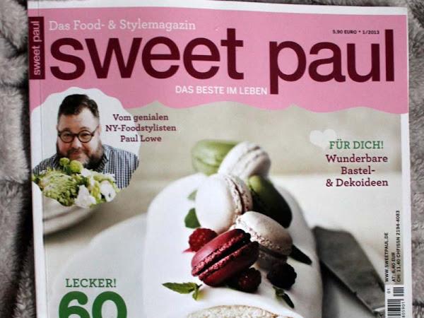Oh, sweet Sweet Paul!
