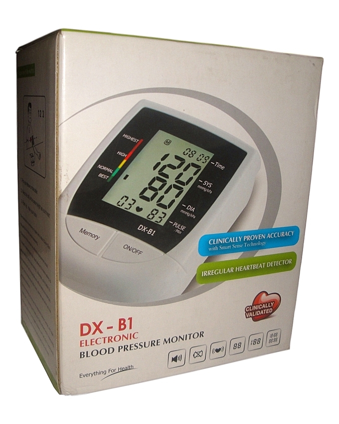 FOLEE DX-B1 UPPER ARM BP MONITOR