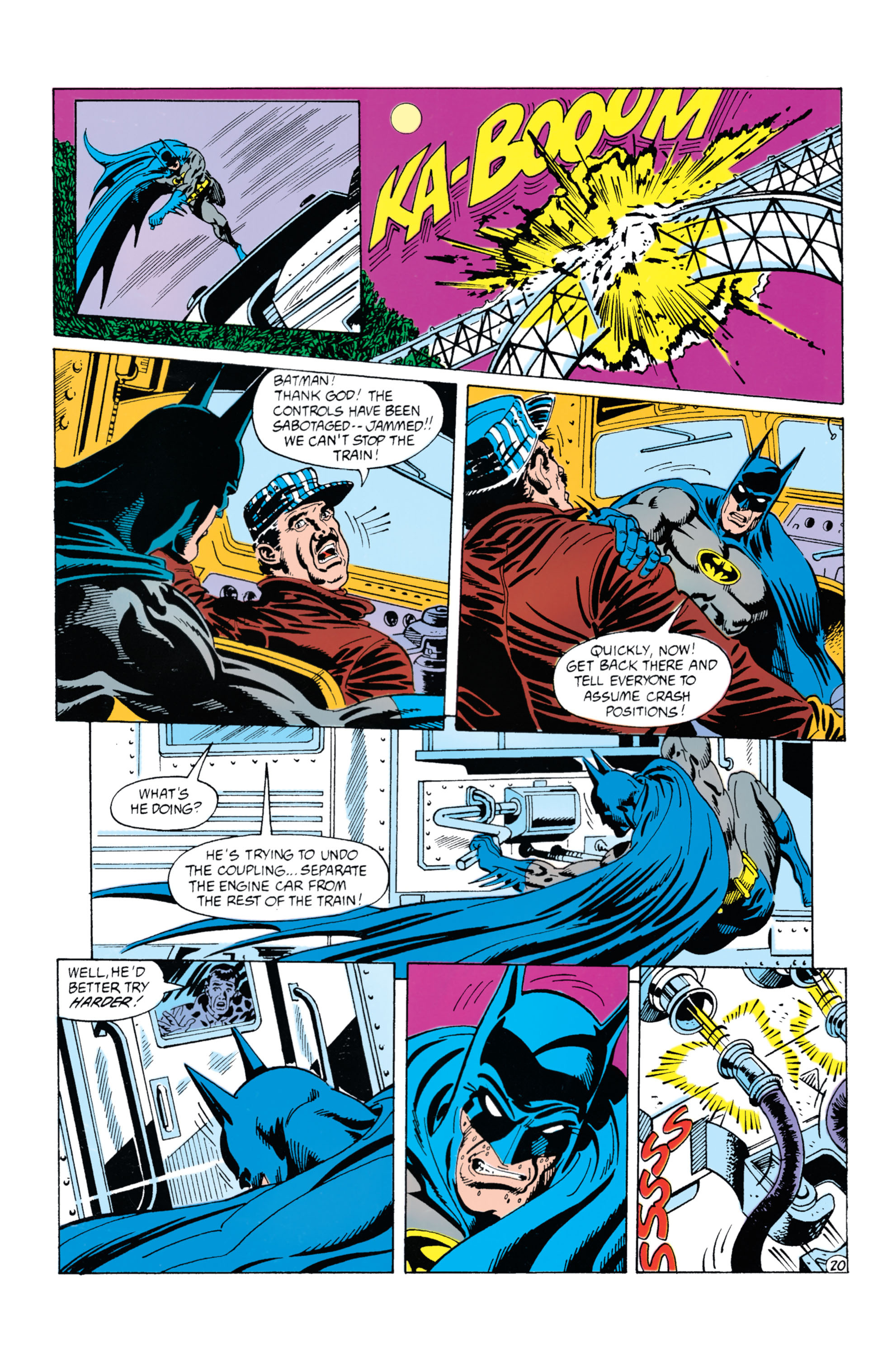 Detective Comics (1937) Issue #628 Page 21