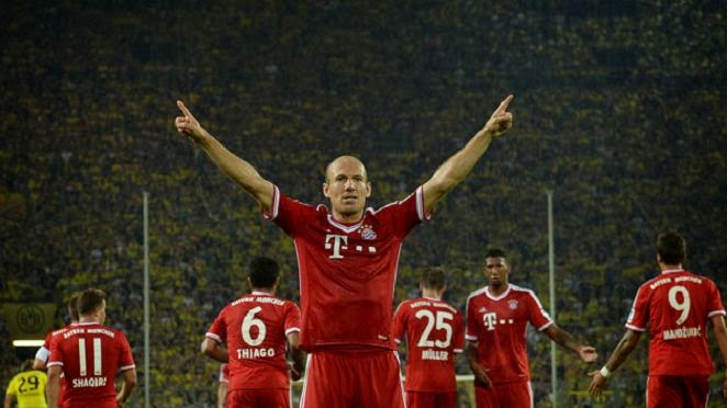 Dortmund vs Bayern Munich Bundesliga