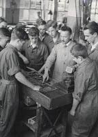 100 de ani de ucenicie la locul de munca Bosch