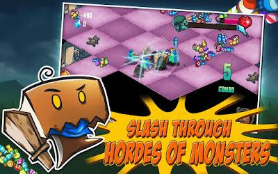 Slashy Hero V1.0.40 MOD Apk