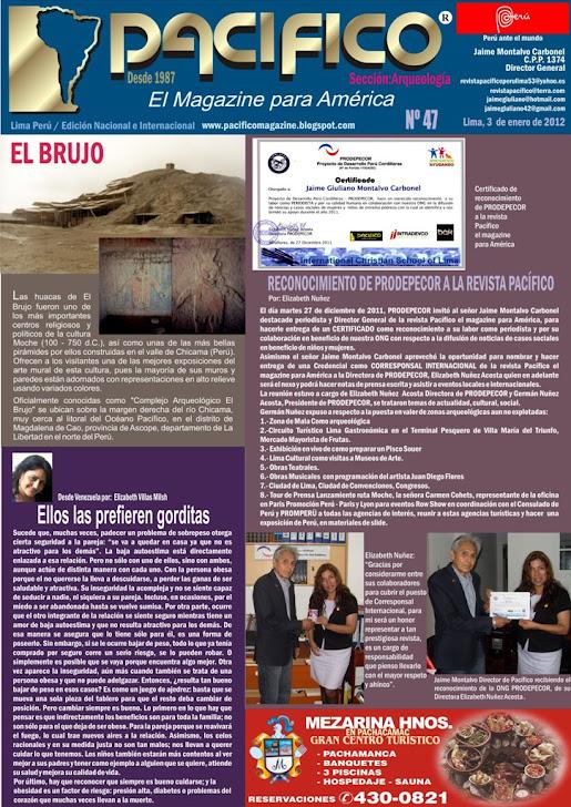Revista Pacífico Nº 47 Arqueología