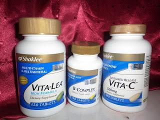 set vitamin asas