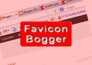 Cara Mengatasi Favicon Blogger
