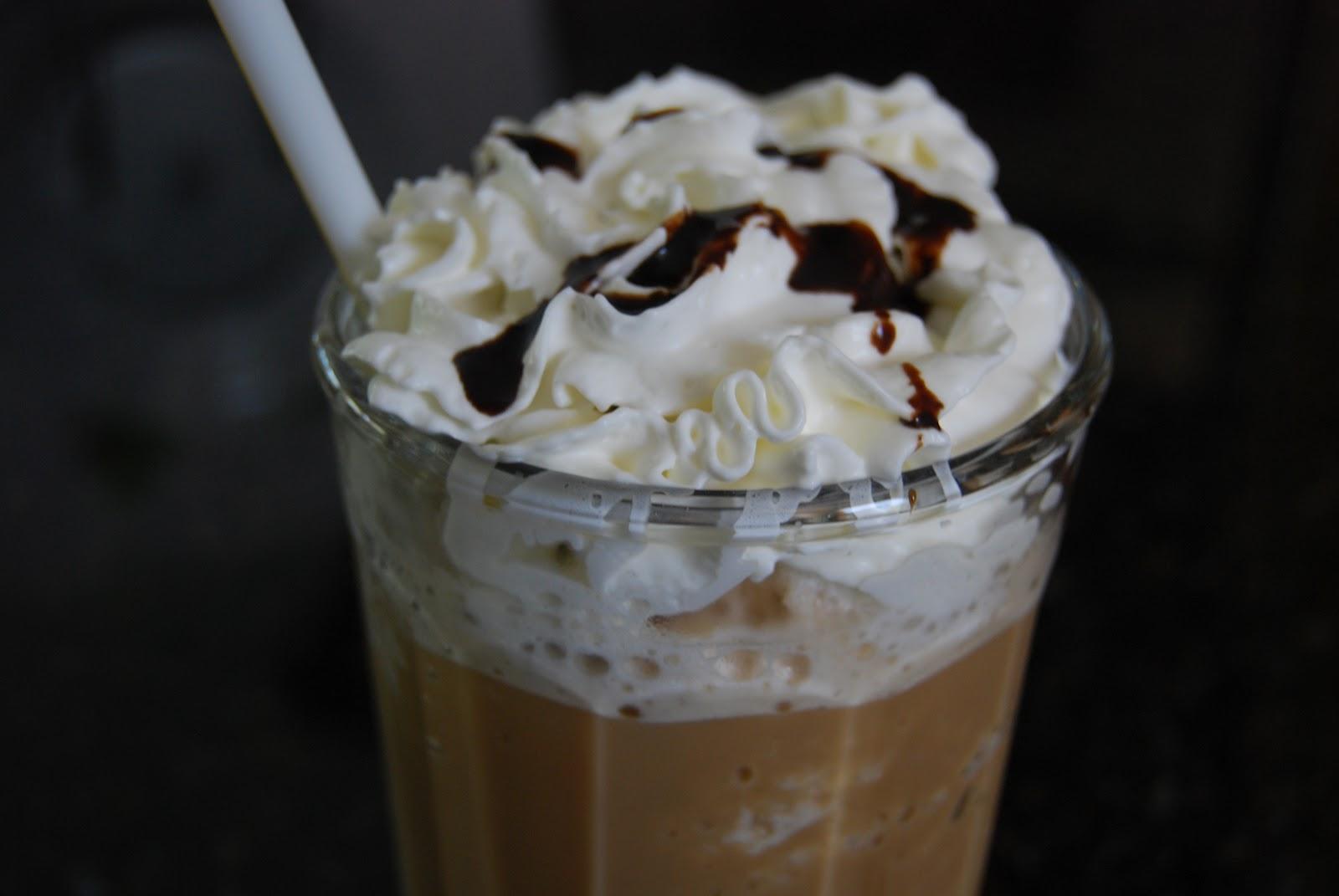 Monster Mama: Perfect Iced Coffee