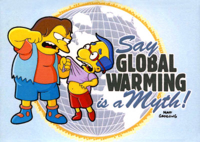 global warming myth or reality The global warming or the climate change refers to the same matter: the rise in the average temperature of our planet's climate system and the effects caused by it.