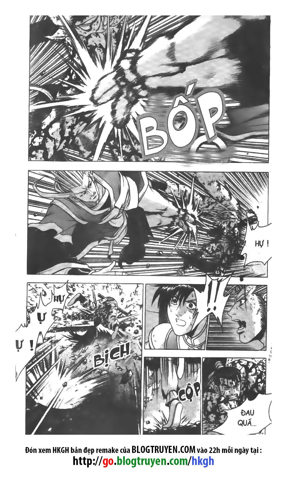 Hiệp Khách Giang Hồ chap 221 Trang 8 - Mangak.info