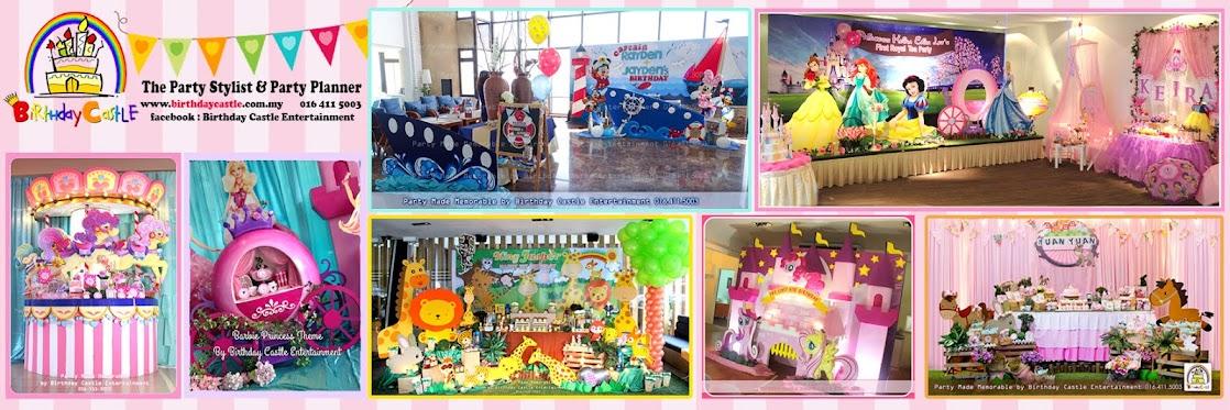 Birthday Castle Entertainment ©