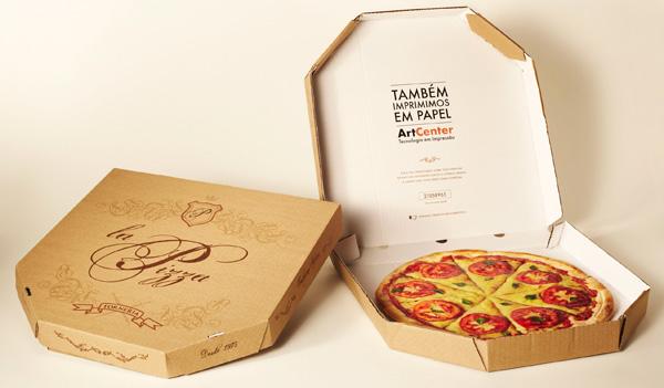 """Eles imprimiram mais de 400 pizzas """"falsas"""", em massa de verdade, e ..."""