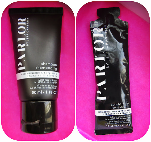 PARLOR by Jeff Chastain Mousturing & Repairing Shampoo & Conditioner