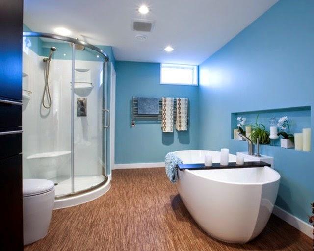 Choosing Bathroom Wall Paint Colors
