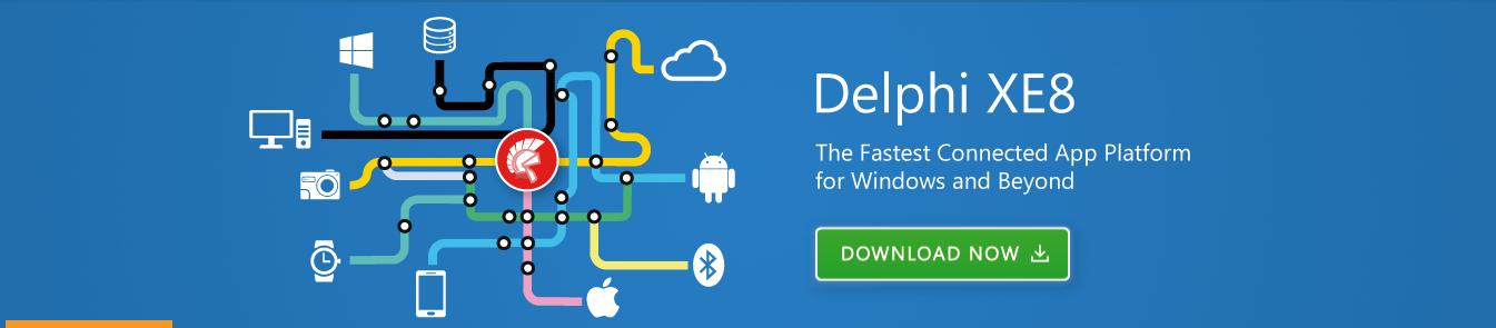 Delphi XE8