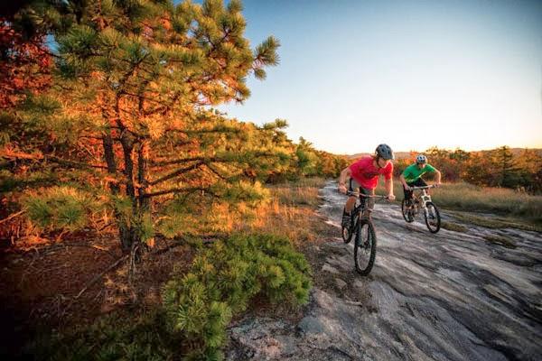 Church for Mountain Bike Riders