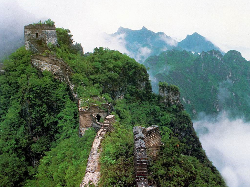 Amazing great wall of china wallpapers for Amazing wallpapers for walls