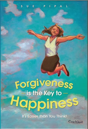http://www.amazon.com/Forgiveness-Key-Happiness-Easier-Think/dp/1452583374/ref=sr_1_1?ie=UTF8&qid=1396795675&sr=8-1&keywords=forgiveness+is+the+key+to+happiness