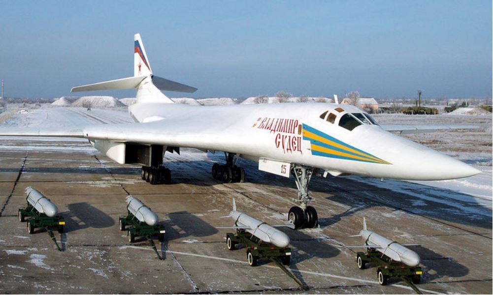 Tupolev tu-160 Cisne Branco.A