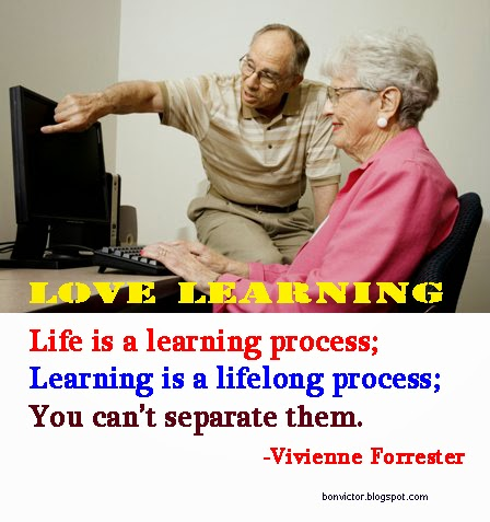Quotes on lifelong learning