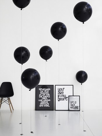 Styling with balloon / Styling s balónom
