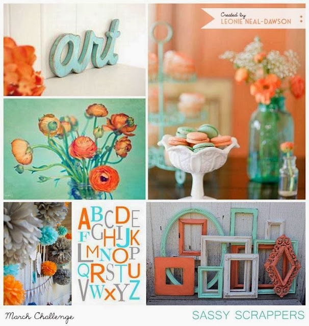 March Moodboard Challenge