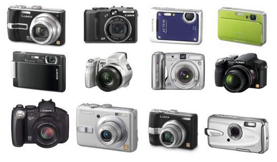 Consejos para comprar camaras digitales
