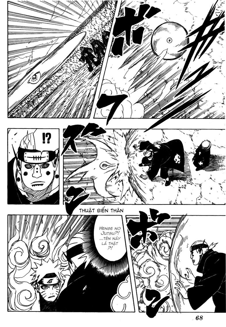 Naruto chap 433 Trang 15 - Mangak.info