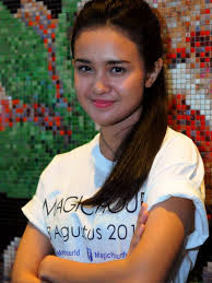 Biodata Lengkap Michelle Ziudith Pemeran Sinetron Alphabet SCTV