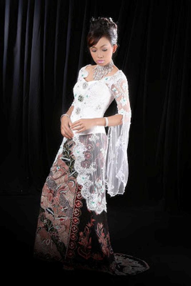baju kebaya modern contoh desain model kebaya muslim