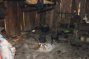 Kitchen of a Nùng ethnic house in Hoàng Su Phì