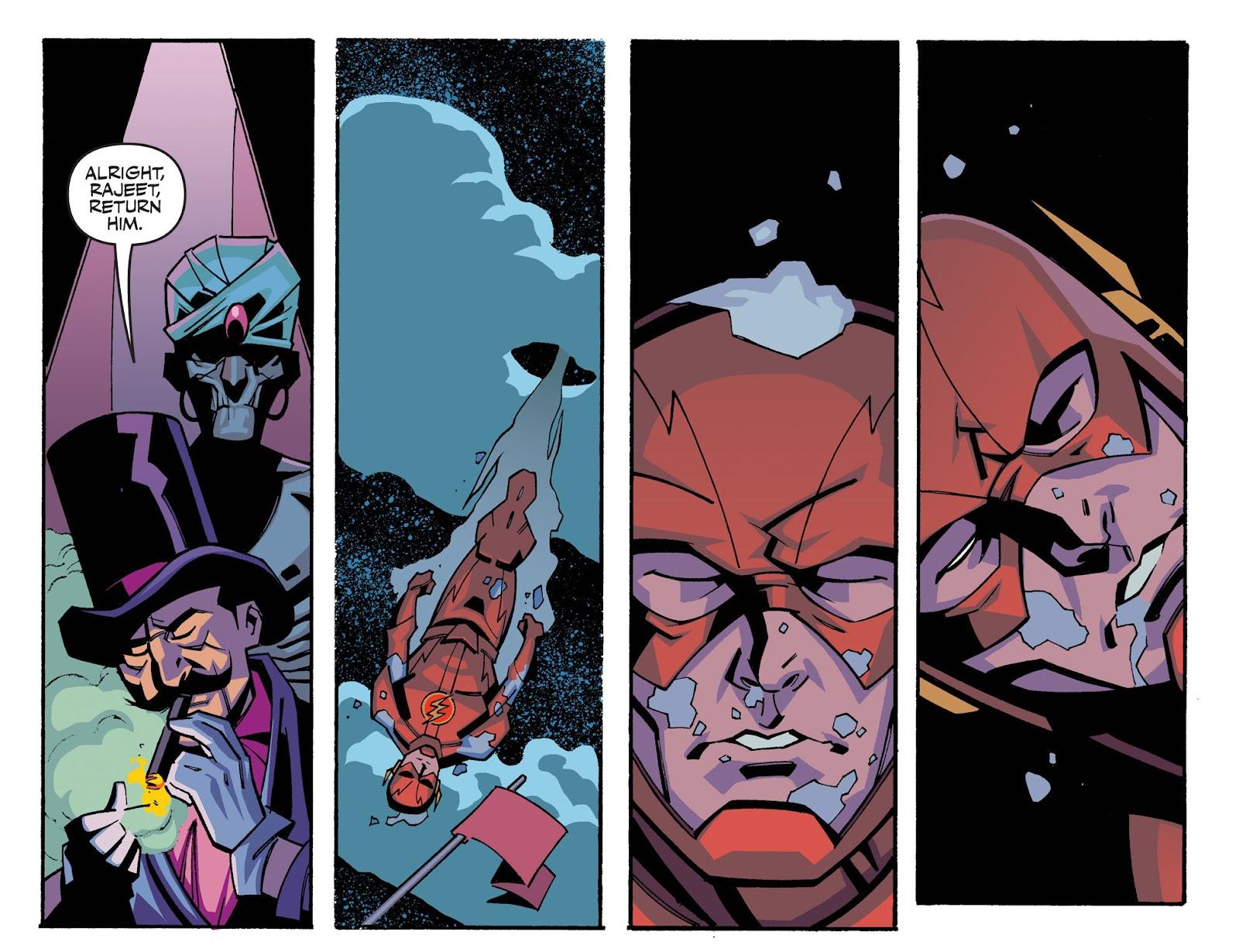 The Flash: Season Zero [I] Issue #4 #4 - English 19