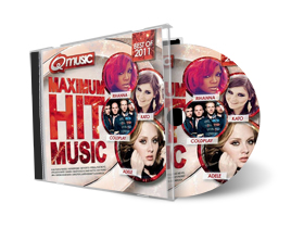 Maximum Hit Music Best Of 2011