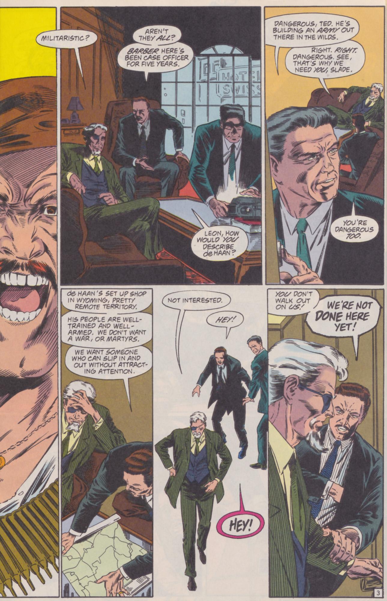 Deathstroke (1991) Issue #22 #27 - English 4