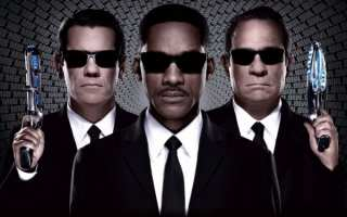 Sinopsis (Pemain) Film Men in Black 3