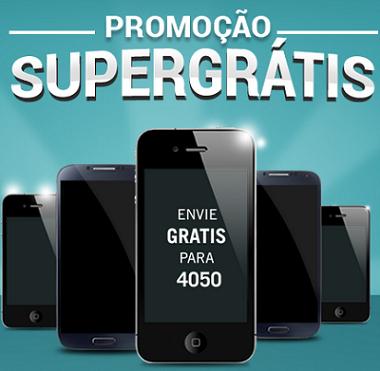 Participar da promoção Oi 2014 Super Grátis